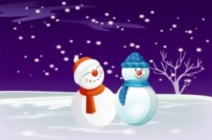 free_vector_snowman_32105